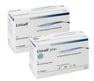 Roche Diagnostics Deutschland GmbH: Uricult® / Uricult® plus