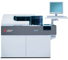 Beckman Coulter GmbH: AU480