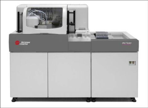 Beckman Coulter GmbH: PK7300