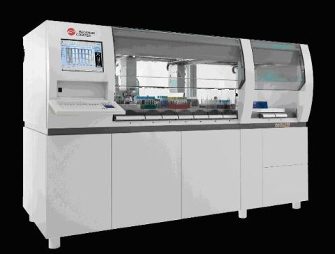 Beckman Coulter GmbH: AutoMate 1250 Sorter + Aliquotierer