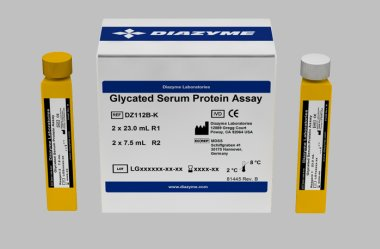 Diazyme Europe GmbH: Fructosamine (Glycated Serum Protein)