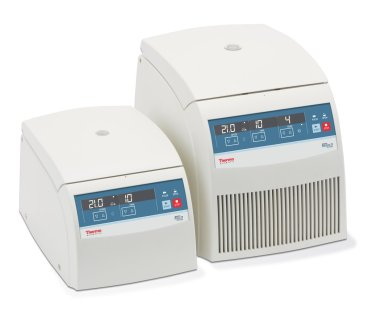 Thermo Fisher Scientific: Thermo Scientific Heraeus® Pico und Fresco Mikrozentrifugen
