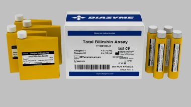 Diazyme Europe GmbH: Total Bilirubin