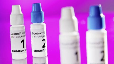 BIOMED Labordiagnostik GmbH: BIOMED Duotrol® Urin-Kontrollen