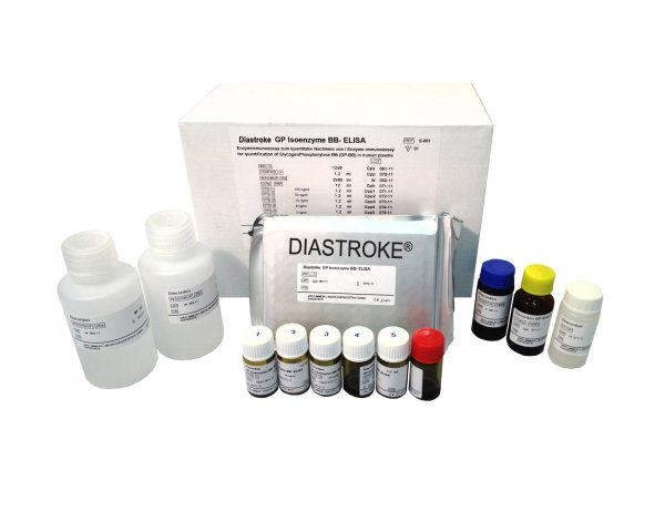 DIAGENICS GROUP SE: DIASTROKE®  ELISA