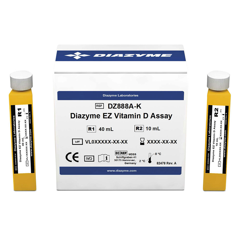 Diazyme Europe GmbH: Vitamin D